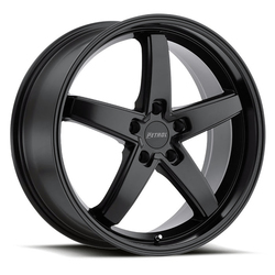 Petrol Wheels P1B - Matte Black - 19x8