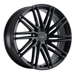 Petrol Wheels P1C - Gloss Black Rim