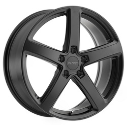 Petrol Wheels P2A - Matte Black - 19x8