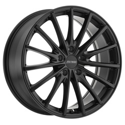Petrol Wheels P3A - Matte Black - 19x8