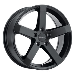 Petrol Wheels P3B - Matte Black Rim - 15x6.5
