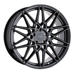 Petrol Wheels P3C - Semi Gloss Black Rim