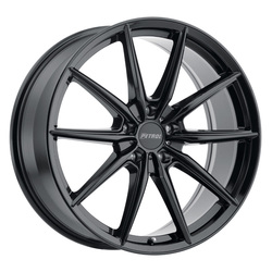 Petrol Wheels P4B - Gloss Black - 19x8