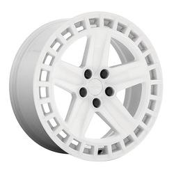 Redbourne Wheels Alston - Gloss White Rim - 18x8.5