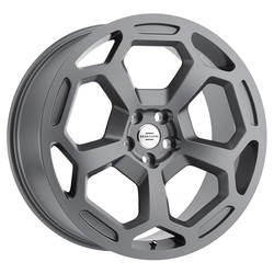 Redbourne Wheels Bashford - Matte Gunmetal