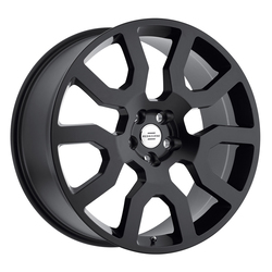 Redbourne Wheels Hercules - Matte Black