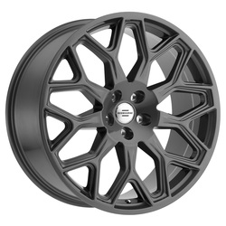 Redbourne Wheels King - Gloss Gunmetal - 20x9.5