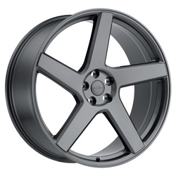 Redbourne Wheels Mayfair - Gloss Gunmetal - 24x10