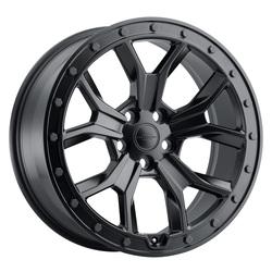 Redbourne Wheels Morland - Matte Black Rim