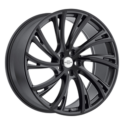 Redbourne Wheels Noble - Gloss Gunmetal with Gloss Black Face - 20x9.5
