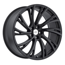 Redbourne Wheels Noble - Matte Black - 20x9.5