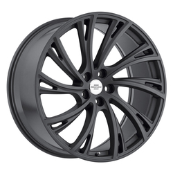 Redbourne Wheels Noble - Matte Gunmetal - 20x9.5