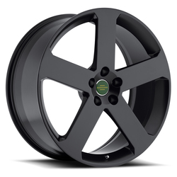 Redbourne Wheels Nottingham - Matte Black