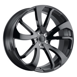 Redbourne Wheels Vincent - Gloss Black Right Rim - 22x10.5
