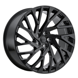 Redbourne Wheels Westminster - Gloss Black