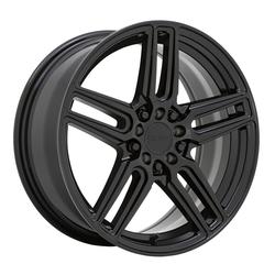 Ruff Wheels Nitro - Gloss Black Rim - 17x7.5