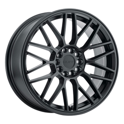 Ruff Wheels Overdrive - Matte Black Rim