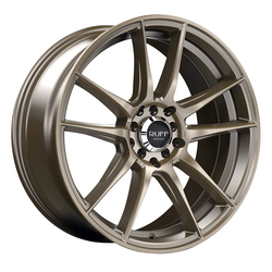Ruff Wheels R364 - Bronze Rim