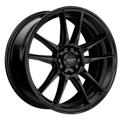 Ruff Wheels R364 - Satin Black Rim