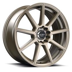 Ruff Wheels R366 - Bronze Rim - 17x7.5