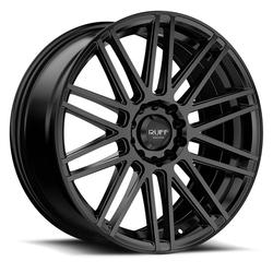 Ruff Wheels R367 - Satin Black Rim