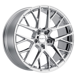 Ruff Wheels R4 - Chrome Rim