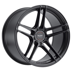 Ruff Wheels RS1 - Gloss Black Rim