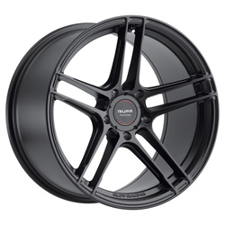 Ruff Wheels RS1 - Gloss Gunmetal Rim