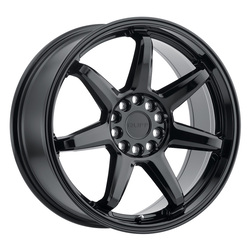 Ruff Wheels Shift - Gloss Black Rim