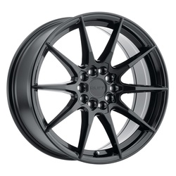 Ruff Wheels Speedster - Gloss Black Rim