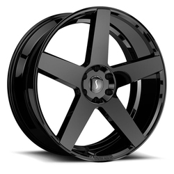 Status Wheels Empire - Gloss Black Rim - 26x10