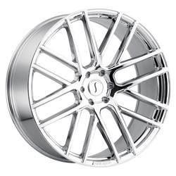 Status Wheels Rogue - Chrome Rim