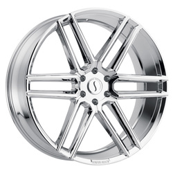 Status Wheels Titan - Chrome
