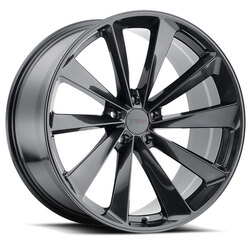 TSW Wheels Aileron - Metallic Gunmetal Rim
