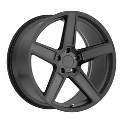 TSW Wheels Ascent - Matte Gunmetal W/Gloss Black Face - 19x8.5