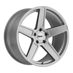 TSW Wheels Ascent - Matte Titanium Silver