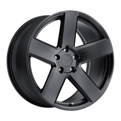 TSW Wheels Bristol - Matte Black - 19x8.5