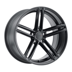 TSW Wheels Chapele - Matte Black - 19x8.5