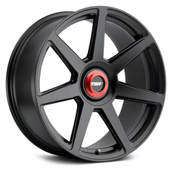 TSW Wheels Evo-T - Matte Black Rim - 19x9.5