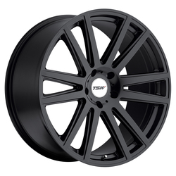 TSW Wheels Gatsby - Matte Black Rim - 22x10