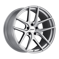 TSW Geneva - Matte Titanium Silver