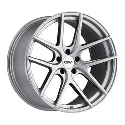 TSW Wheels Geneva - Matte Titanium Silver