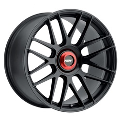 TSW Wheels Hockenheim T - Double Black w/Ball Milled Spoke Rim - 19x9.5