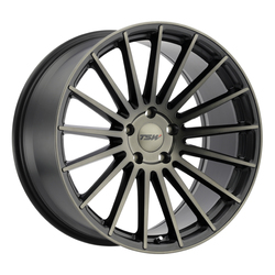 TSW Wheels TSW Wheels Luco - Matte Black W/Machine Face & Dark Tint - 19x9.5