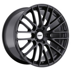 TSW Wheels TSW Wheels Max - Matte Black - 19x8.5