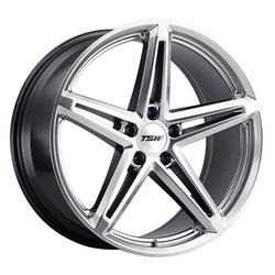 TSW Wheels Molteno - Hyper Silver Rim