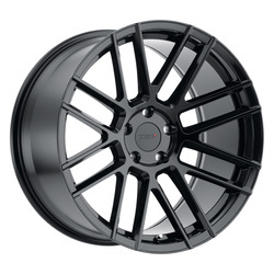 TSW Wheels Mosport - Gloss Black Rim - 22x10.5