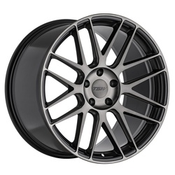 TSW Wheels Nord - Semi Gloss Black/Dark Tint Face Rim
