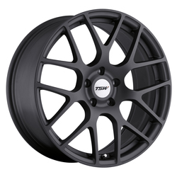 TSW Wheels TSW Wheels Nurburgring - Matte Gunmetal - 18x10.5