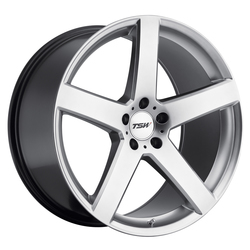 TSW Wheels Rivage - Hyper Silver